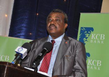 Mwenyekiti wa Bodi ya Benki ya Posta Tanzania (TPB) Dk. Edmund Mndolwa