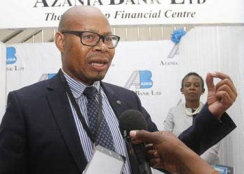 Mkurugenzi Mtendaji wa benki ya Azania,Charles Itembe.
