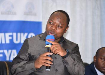 Mkuu wa Mkoa wa Mbeya, Albert Chalamila.