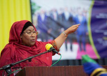Samia amwaga sifa kwa wakulima Shinyanga