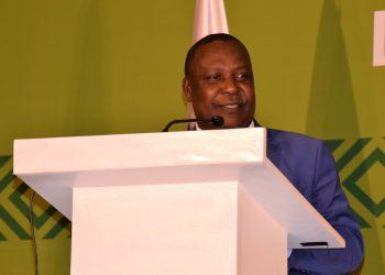 Waziri wa Kilimo,Dk. Charles Tizeba.