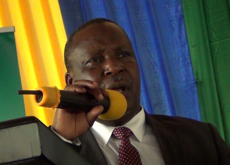 Waziri wa Kilimo Dk. Charles Tizeba