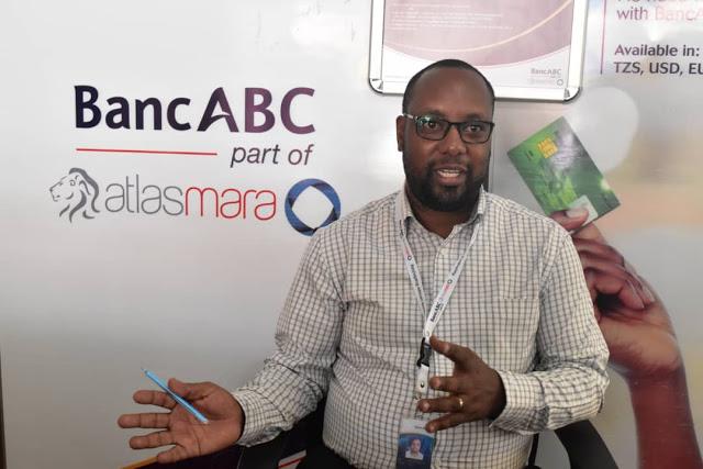 Meneja wa Banc ABC tawi la Arusha, Magabe Nyambuche.