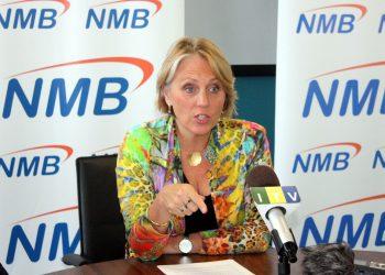 Mkurugenzi Mtendaji wa benki ya NMB, Ineke Bussemaker.