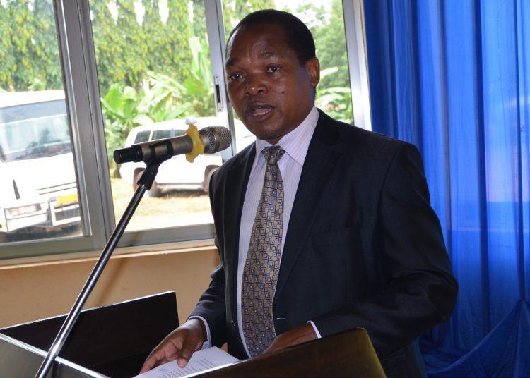 Katibu Mkuu wa Wizara ya Madini, Prof. Simon Msanjila.
