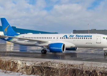 Airbus A220-300 kutua leo