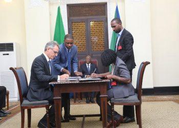 Mahindi ya WFP yaanza kusafirishwa