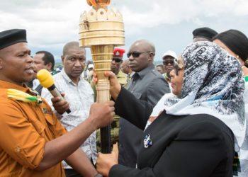 Kiongozi wa Mwenge agomea mradi Mbeya