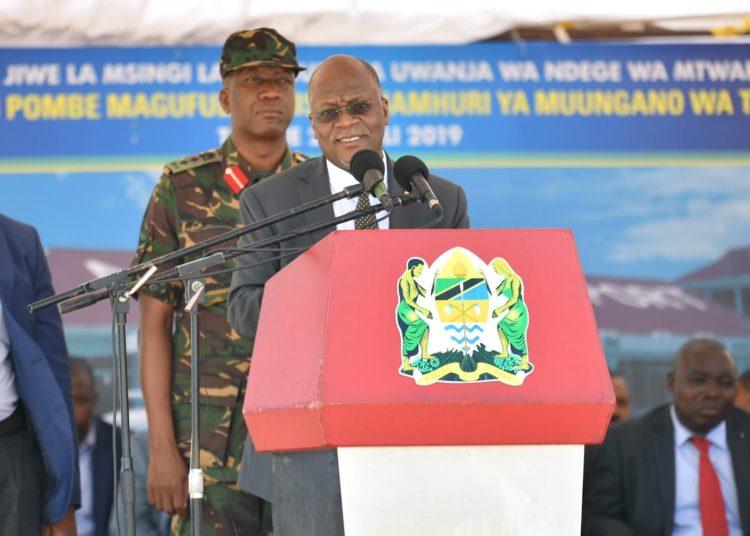 Magufuli awajia juu wanaodai kutolipwa korosho