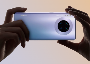 Hii hapa Huawei Mate 30 Pro