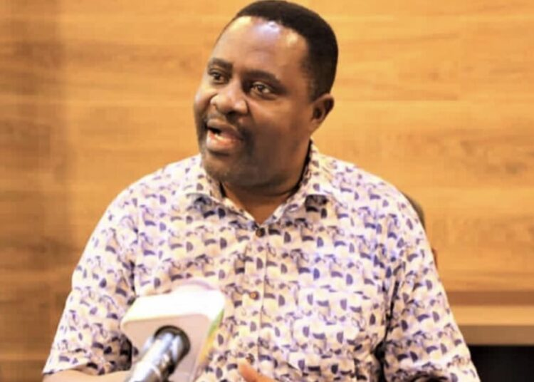 Mkuu wa Mkoa wa Dar es Salaam Aboubakari Kunenge.