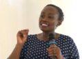Mkuu wa Wilaya ya Kigamboni Sara Msafiri