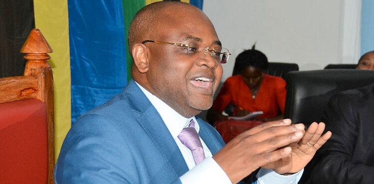 Waziri wa Nchi, Ofisi ya Raisi, Uwekezaji Prof. Kitila Mkumbo. Picha| Mtandao
