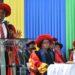 Waziri wa Viwanda na Biashara, Geoffrey akizungumza katika Mahafali ya 55 ya Chuo cha Elimu ya Biashara (CBE).